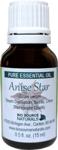 Anise (Star) Essential Oil Uses and Benefits