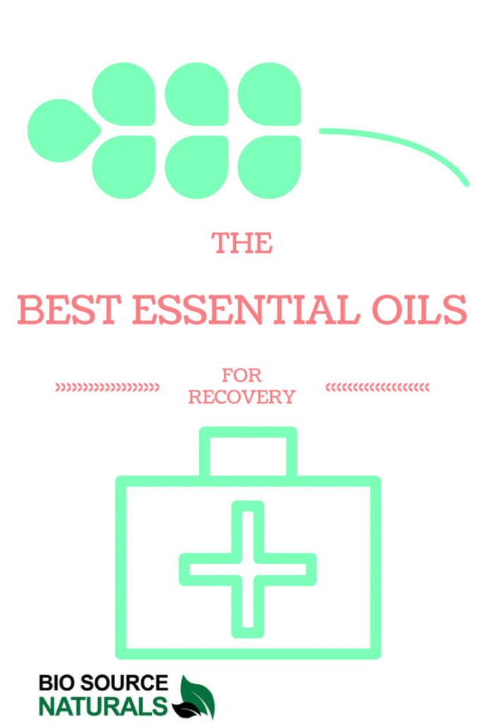 Best Essential Oils for Recovery