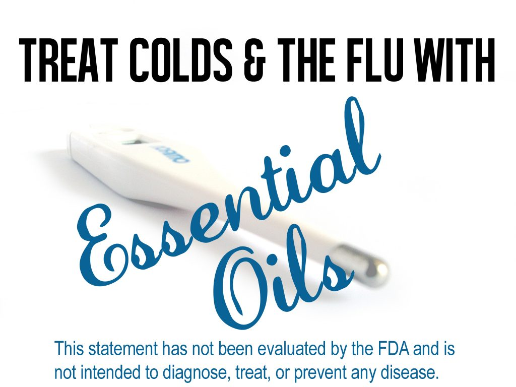 Prepare for the Cold and Flu Season with Essential Oils
