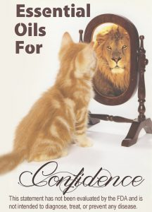 Essential Oils for Confidence, Creativity and Self-Esteem