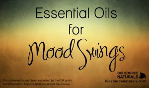 Essential Oils for Mood Swings