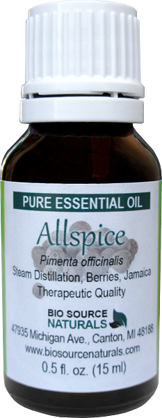 Allspice Essential Oil Uses and Benefits