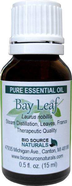 Bay Leaf, Sweet Essential Oil Uses and Benefits