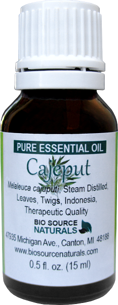 Cajeput Essential Oil Uses and Benefits