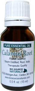 Calamus Root essential oil uses and benefits