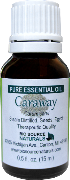 Caraway Essential Oil Uses and Benefits