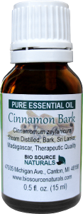 Cinnamon Bark Essential Oil Uses and Benefits