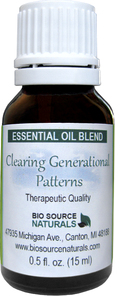 Clearing Generational Patterns Essential Oil Blend