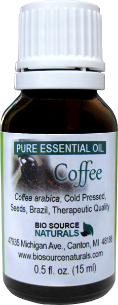 Coffee Essential Oil Uses and Benefits