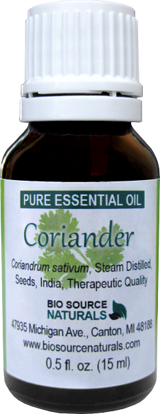 Coriander seed Essential Oil Uses and Benefits