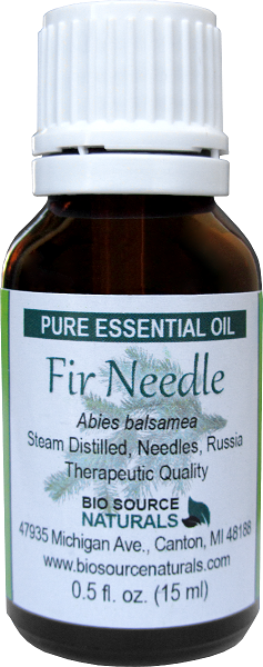 Fir Needle Essential Oil Uses and Benefits