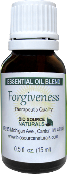essential oils for forgiveness