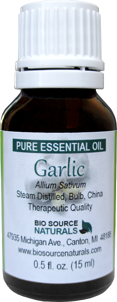 Garlic Essential Oil Uses and Benefits