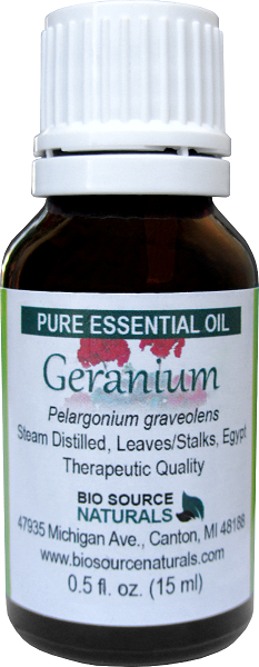 Geranium Essential Oil Uses and Benefits