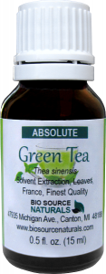 Green Tea Absolute Uses and Benefits