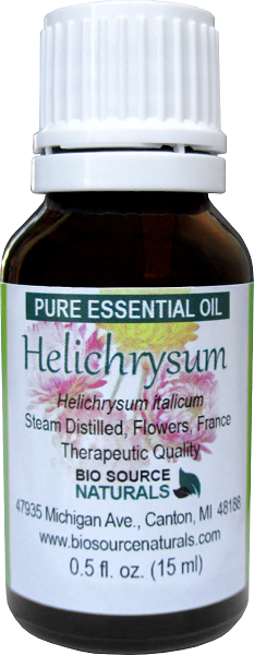 Helichrysum Essential Oil Uses and Benefits
