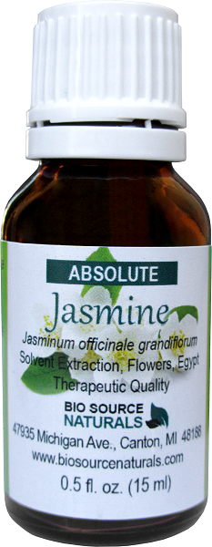 Jasmine Absolute Oil Uses and Benefits