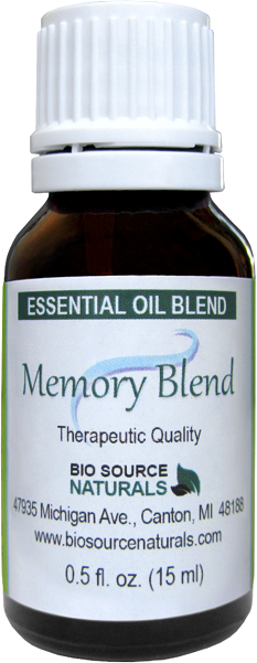 Memory Essential Oil Blend