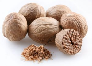 Nutmeg Essential Oil: (Myristica fragrans) Nutmeg Essential Oil Uses and Benefits
