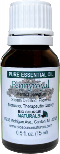 Pennyroyal Essential Oil Uses and Benefits