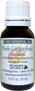 Pink Grapefruit Essential Oil Uses and Benefits