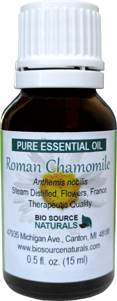 Roman Chamomile Essential Oil Uses and Benefits