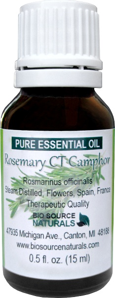 Rosemary CT Camphor