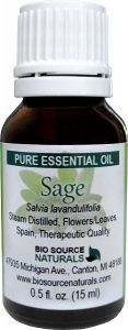 Sage Essential Oil Uses and Benefits