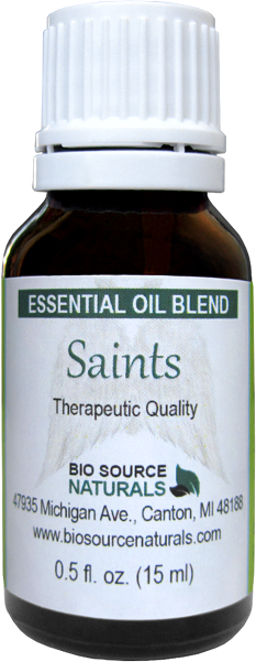Saints Essential Oil Blend
