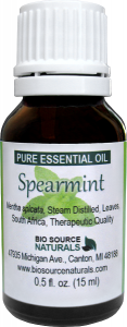 Spearmint Essential Oil Uses and Benefits