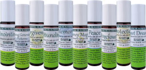 essential oil blends roll ons