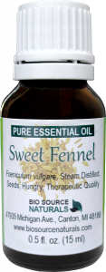 Fennel (Sweet) Essential Oil Uses and Benefits