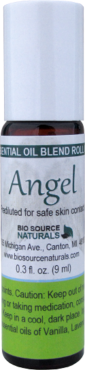 Angel essential oil blend roll on