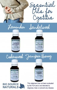 Cystitis, UTI and Healing Essential Oils