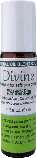 Divine Essential Oil Blend Roll On