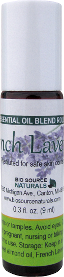 French Lavender Essential Oil Roll On