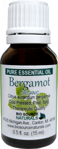 Bergamot Essential Oil Uses and Benefits - Organic