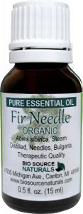 Organic Fir Needle Essential Oil Uses and Benefits
