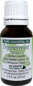 Peppermint, Organic Essential Oil Uses and Benefits