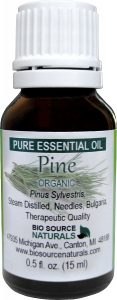 Organic Scots Pine Essential Oil Uses and Benefits