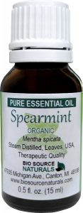 Spearmint, Organic Essential Oil Uses and Benefits