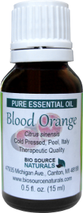 Blood Orange Essential Oil Uses and Benefits