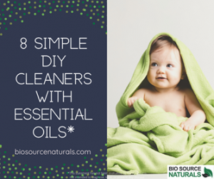 8 Simple DIY Cleaners with Essential Oils